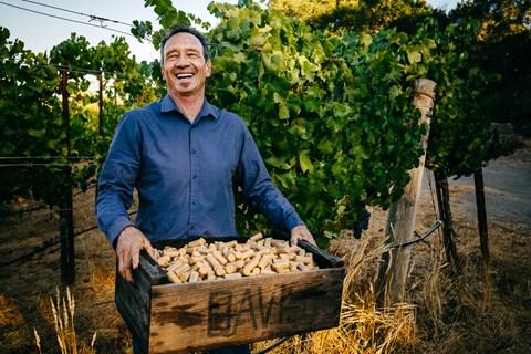 Oxygen Management and Predictable Wine Development were keys for Guy Davis