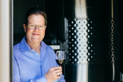 Marty Clubb, Managing Winemaker and Co-Owner of L'Ecole No 41